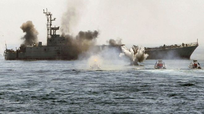 Iran reportedly sends two warships to Atlantic