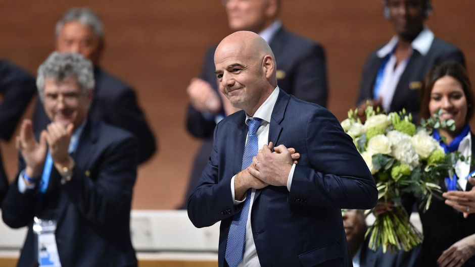FIFA has a new president but the same broken system