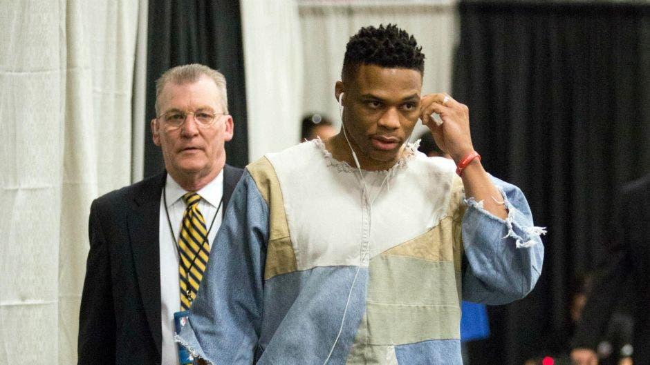 Rockbrook 'Westbrook có virus, khi bong bóng NBA phải đối mặt với thử nghiệm đầu tiên