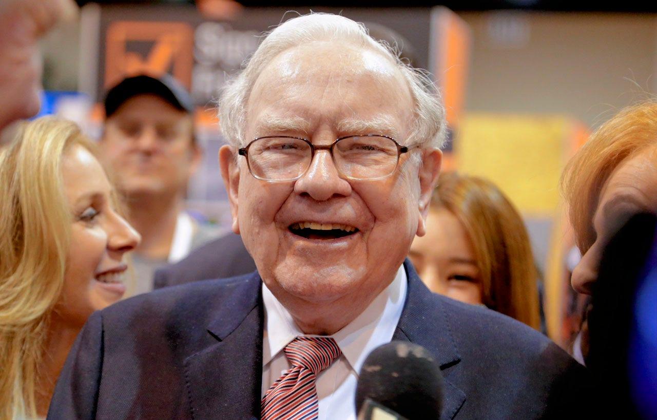 Buffett says AHCA is tax cut for the rich
