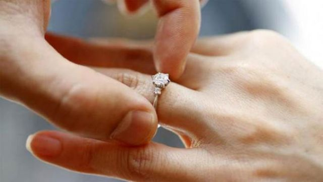 Love, marriage and the government: It's complicated