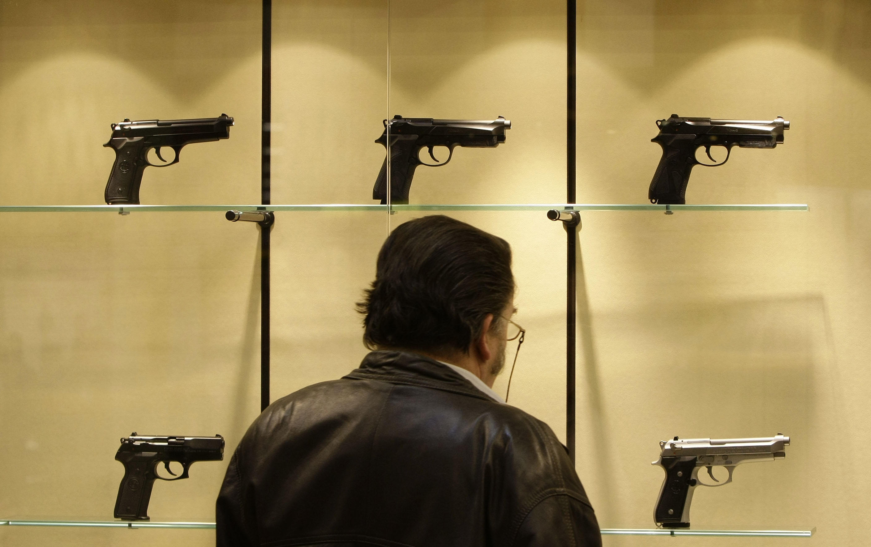 'Smart' gun control? Dem bill would require all new guns be 'personalized'
