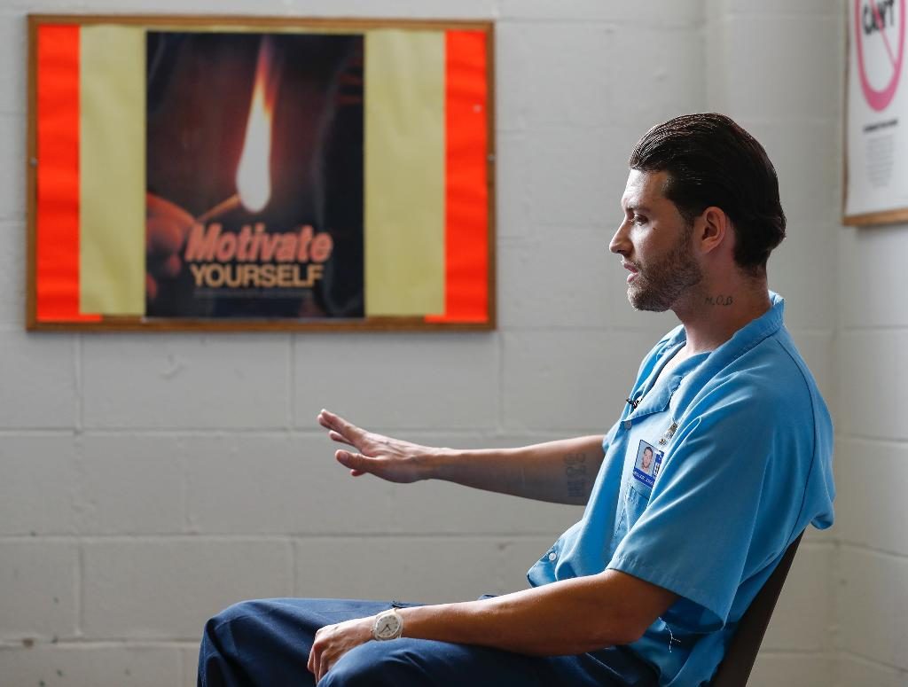Prisons fight opioids with $1G injection: Does it work?