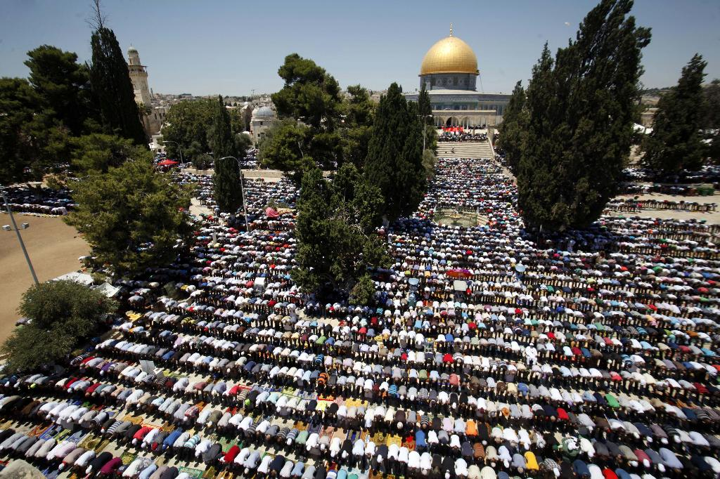 Jordan parliament calls for expelling Israeli envoy, reacting to 'violations' at Jerusalem holy site, repor...