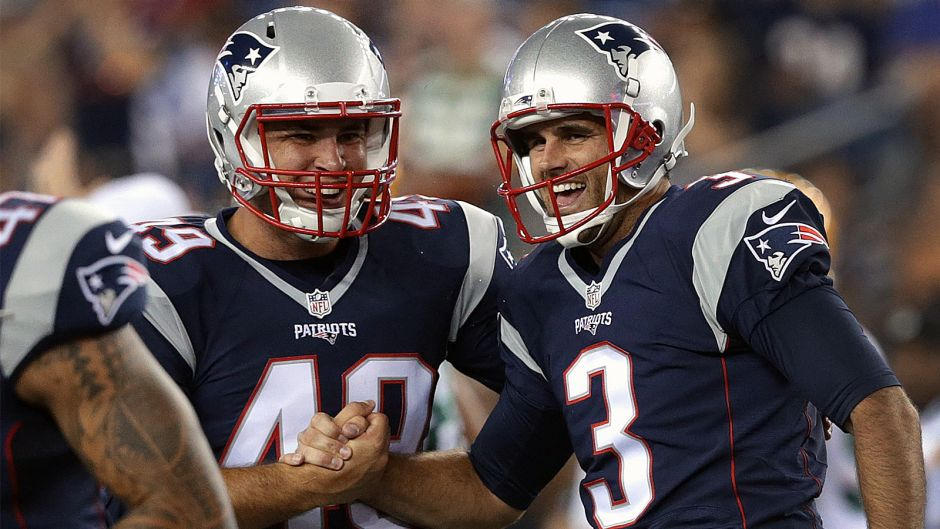 Pats rookie Joe Cardona is a patriot both on and off the field