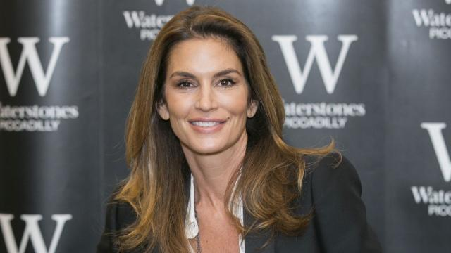 Cindy Crawford body-shamed over bikini photo: 'Getting a little old for this'