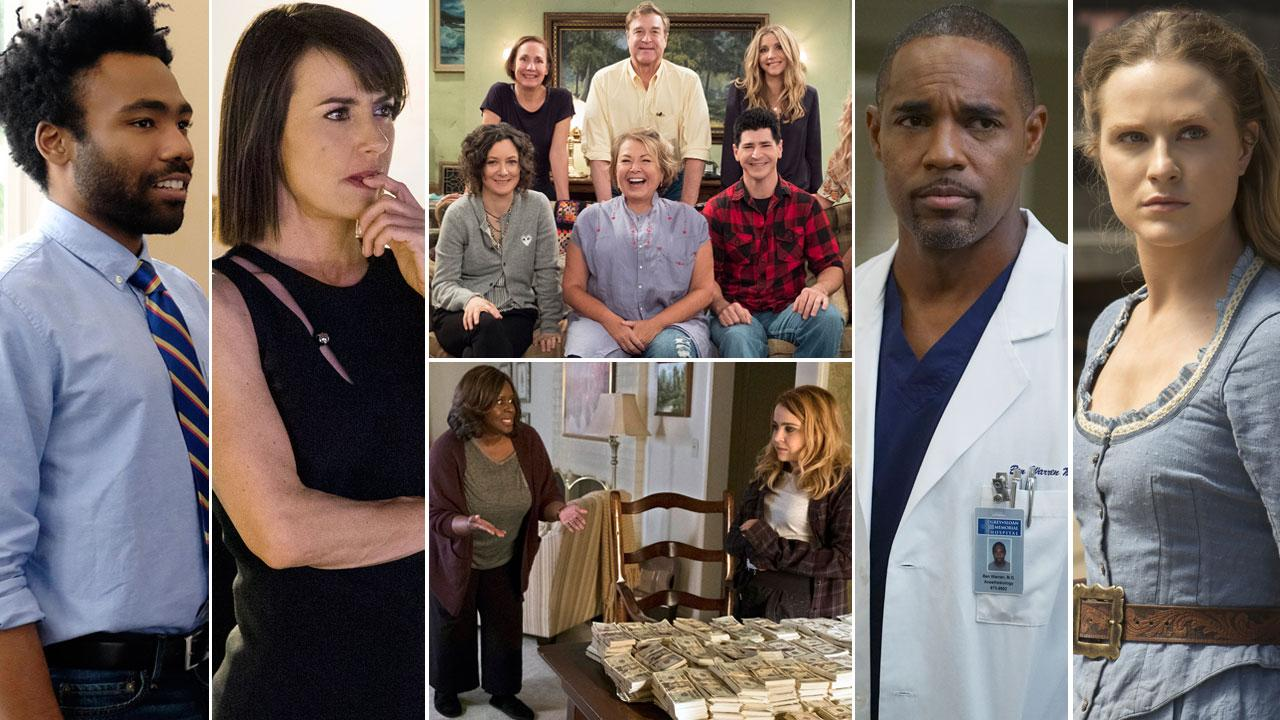 12 must-see TV shows of 2018