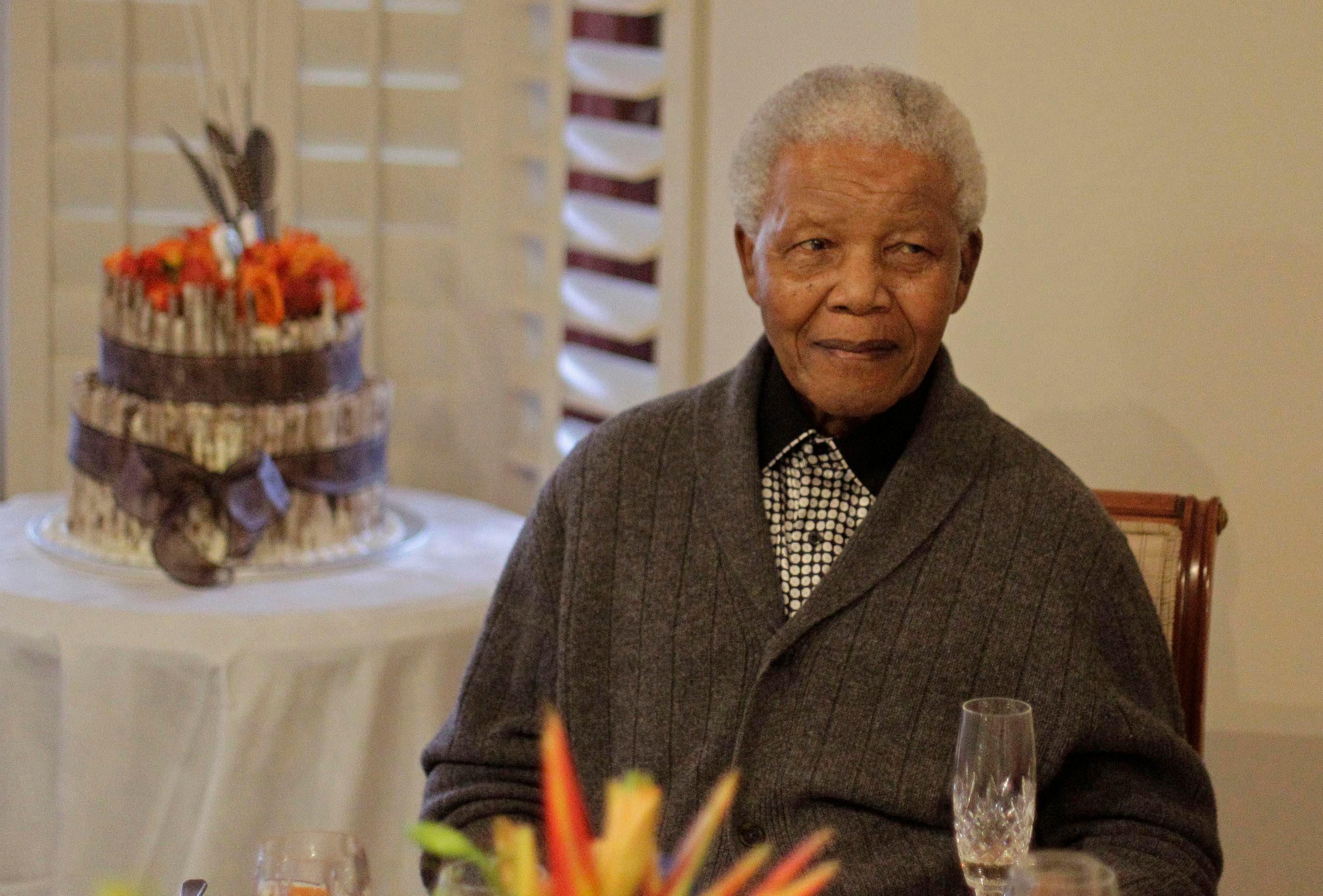 Mandela, in his own words