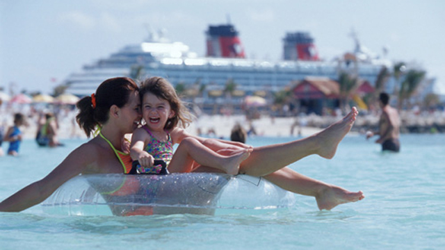 Top tips for cruising with kids