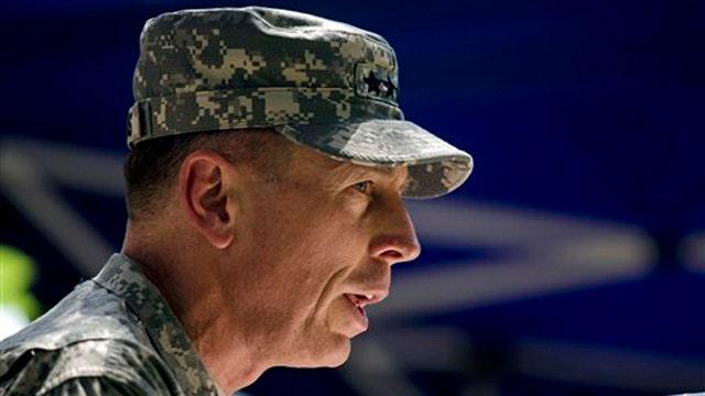 Gen. Petraeus: Afghanistan facing 'very uncertain future' after US exit