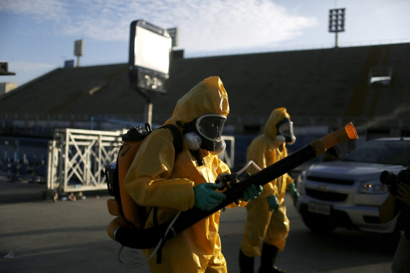 Rio Olympics to charge teams for mosquito screens to prevent Zika