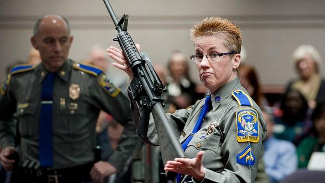 Supreme Court lässt Sandy-Hook-Familien-Klage gegen gunmaker gehen