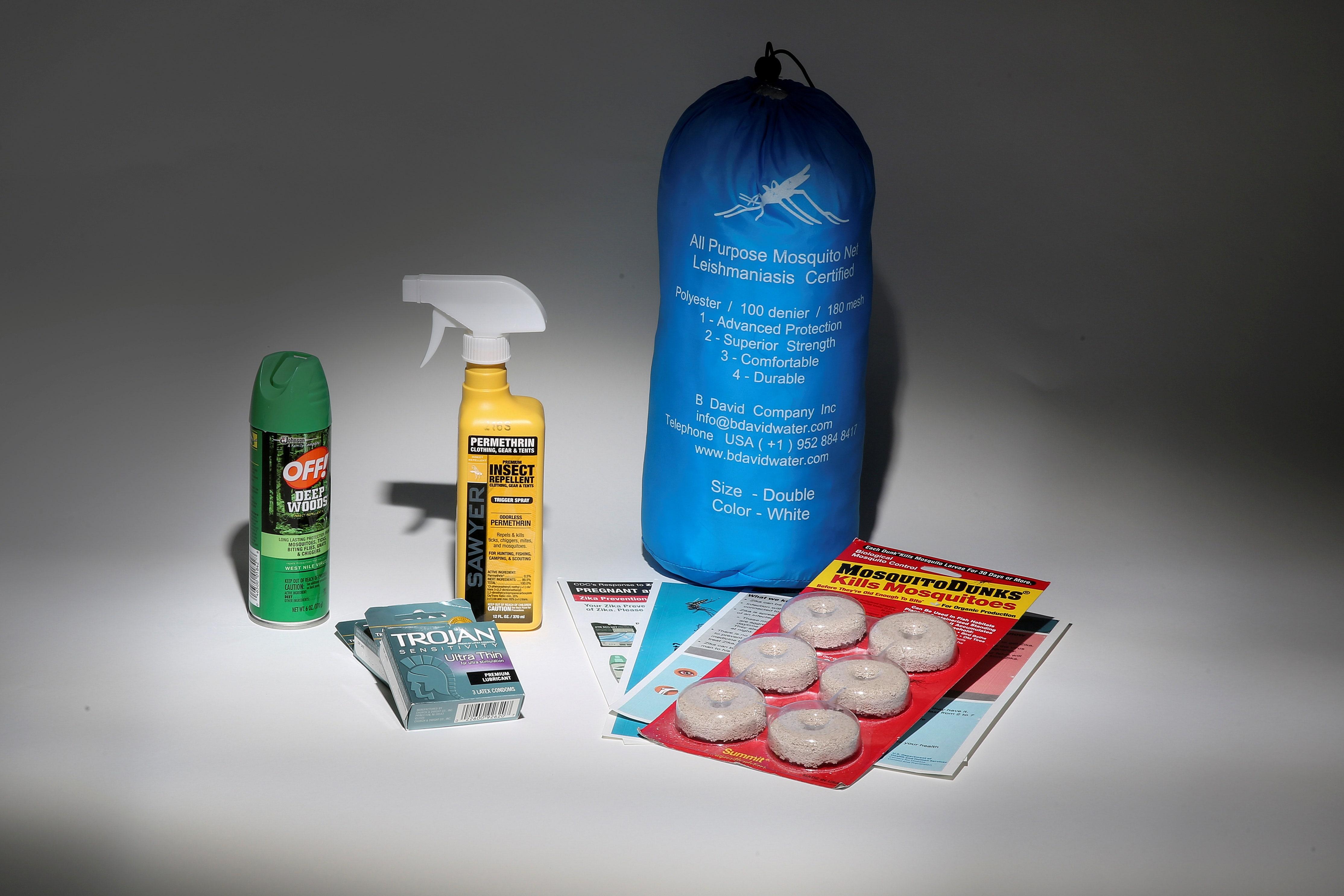 In CDC Zika prevention kits, female condoms spotlighted