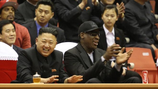 Dennis Rodman says US-North Korea peace agreement 'could still work'