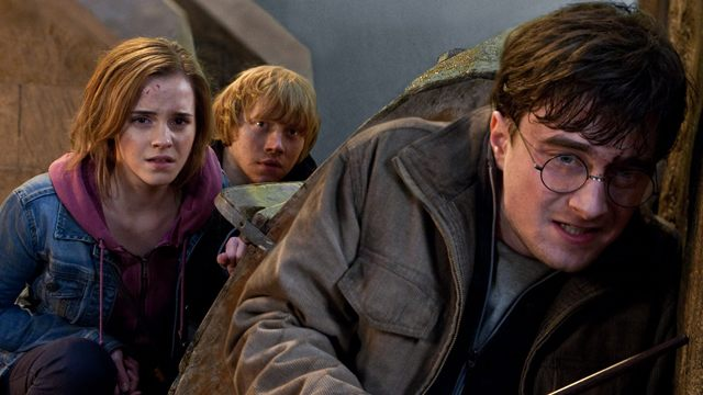 J.K. Rowling working on Harry Potter spin-off movie