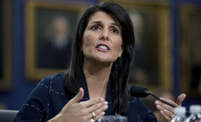 Westlake Legal Group 3dbaedec-nikki-haley Nikki Haley backs investigation of WHO's COVID-19 response: America deserves answers Julia Musto fox-news/world/world-regions/china fox-news/world/united-nations fox-news/world/trade fox-news/world fox-news/travel fox-news/shows/fox-friends fox-news/politics fox-news/person/donald-trump fox-news/media/fox-news-flash fox-news/health/infectious-disease/coronavirus fox-news/health fox news fnc/media fnc article 3e07bac8-6625-595f-a229-349b54779067