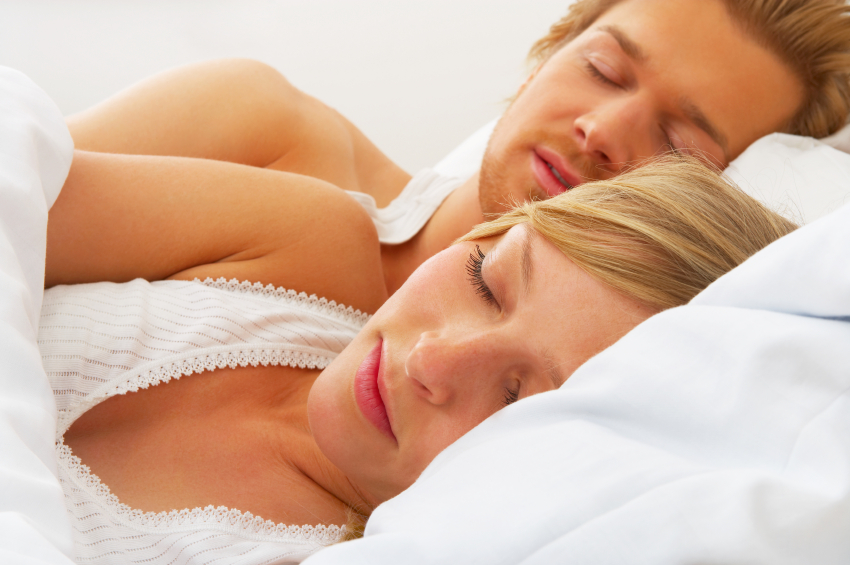 The best temperature for a good night's sleep