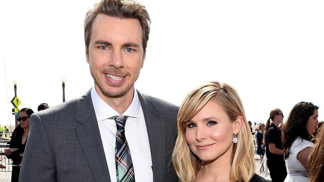 Kristen Bell's husband Dax Shepard blasts 'bulls---' tabloid story about the couple's 'kinky' sex life