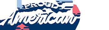 Proud American logo
