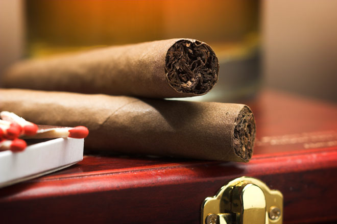 Cigars just as harmful to health as cigarettes, study says