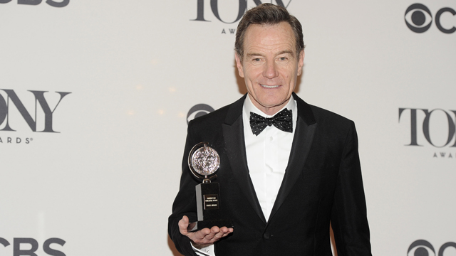 Bryan Cranston, Neil Patrick Harris win top acting honors at Tonys