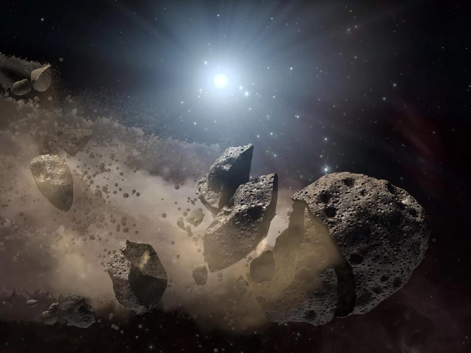 Massive, 3-mile-wide 'potentially hazardous asteroid' will zoom past Earth tomorrow