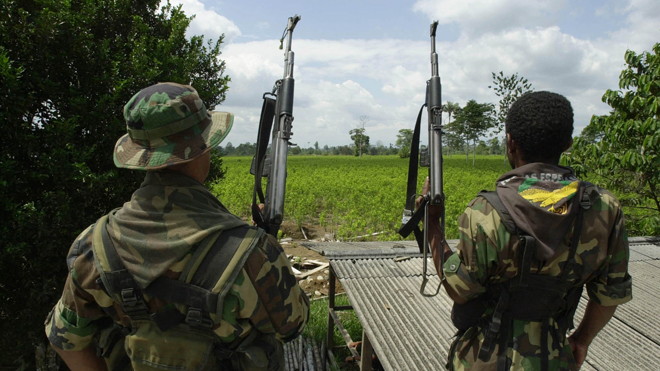 Following army raid, Colombia's FARC rebels cancel unilateral cease-fire | Fox News