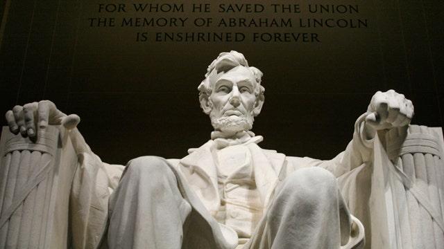 DC-Anrufe für die Schließung von Lincoln und Jefferson memorials während der Corona-Virus-Ausbruch