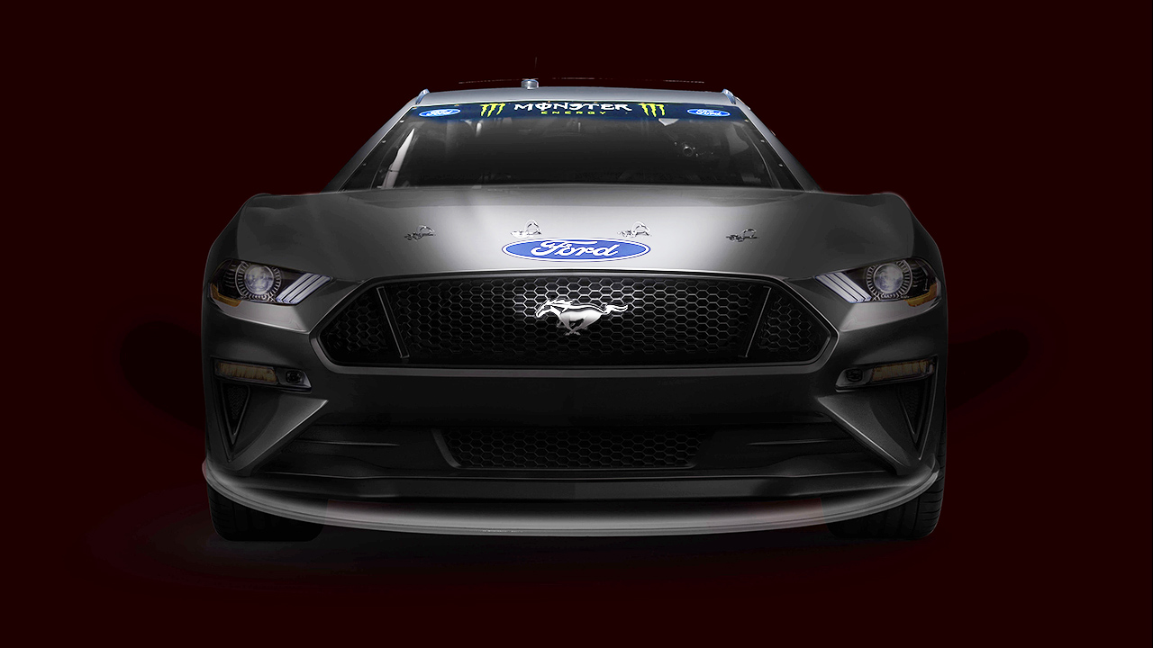 Ford Mustang to enter NASCAR Cup series in 2019