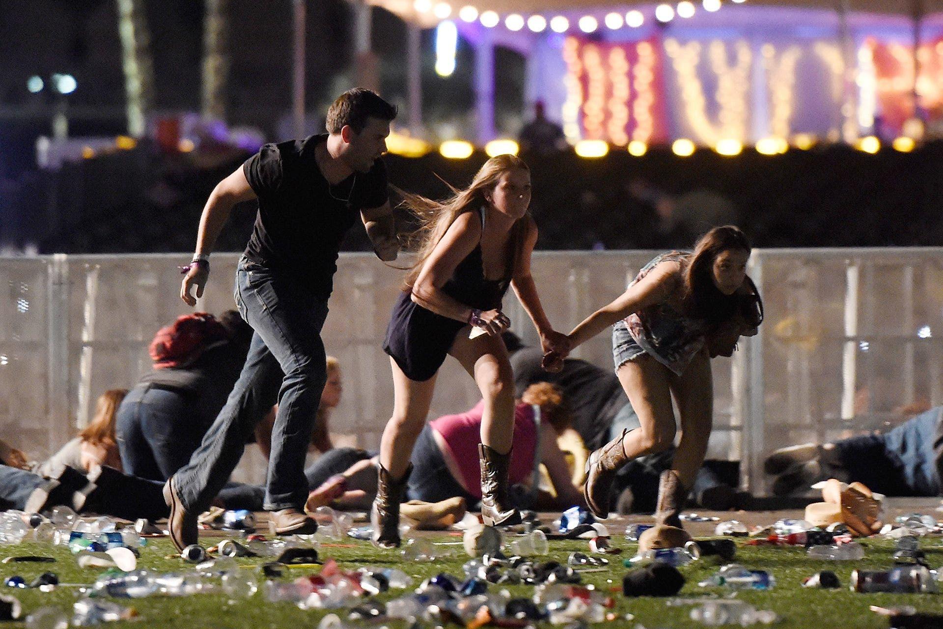 Photos: Las Vegas Shooting