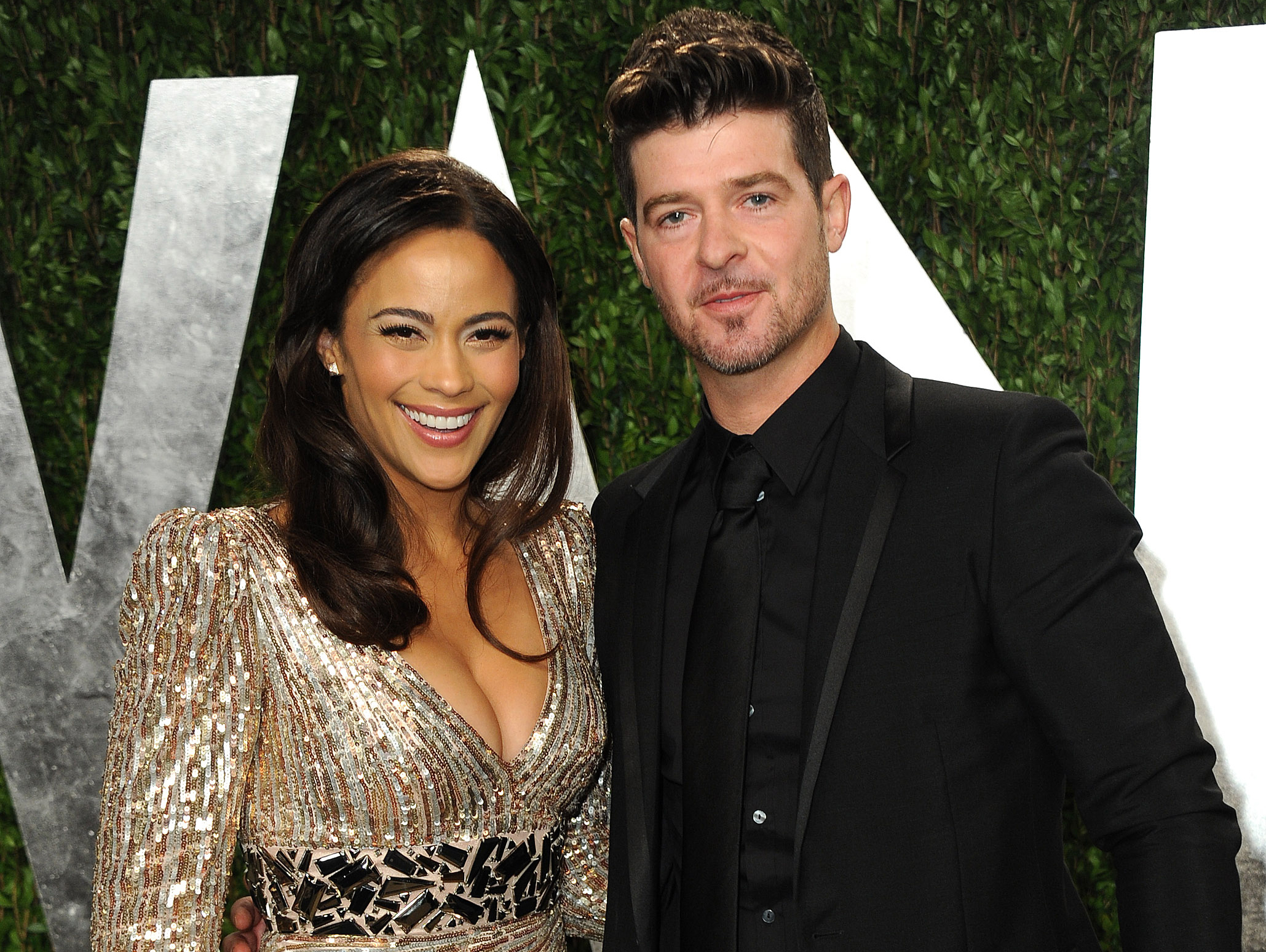 Robin Thicke speaks out about Paula Patton split