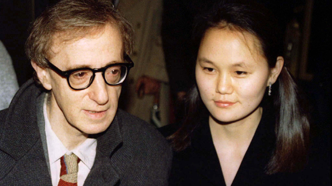 Woody Allen on why his marriage to Soon-Yi Previn works, talks daughter Dylan Farrow