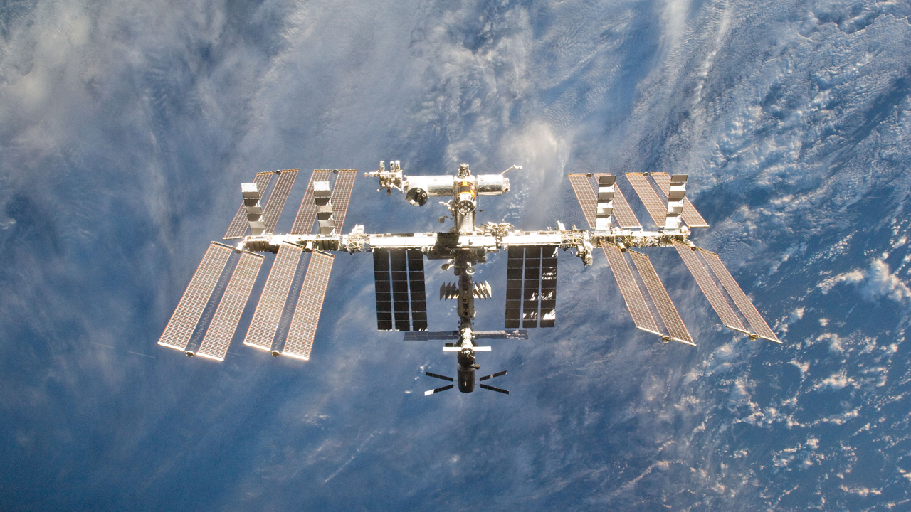 NASA astronauts 'very busy' ahead of International Space Station spacewalk Sunday - Fox News
