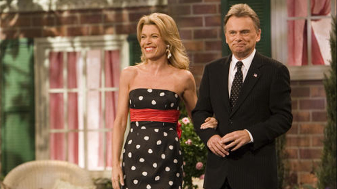 Westlake Legal Group 84fbd2a6-pat-sajak-and-vanna-white-wheel-of-fortune-ap 'Wheel of Fortune' contestant's crack about 'loveless marriage' catches Pat Sajak off guard fox-news/entertainment/tv fox-news/entertainment fox news fnc/entertainment fnc article Andy Sahadeo 6f80c805-9ebf-5827-9356-462886beb0ce