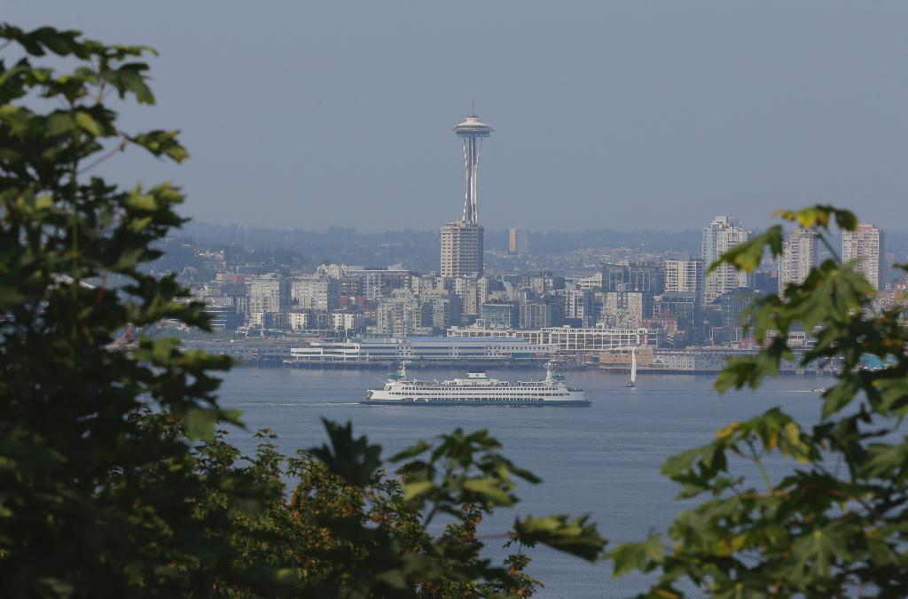 Westlake Legal Group 85a15187-Canada-Wildfires-Haze-2 Canadian man hit Seattle's tourist hot spots while infected with measles, health officials say fox-news/travel/vacation-destinations/seattle fox-news/health/infectious-disease/vaccines fox-news/health/infectious-disease/outbreaks fox-news/health/infectious-disease fox news fnc/health fnc article Alexandria Hein 65777dcb-4598-5b1b-9b94-84204a25f8f3