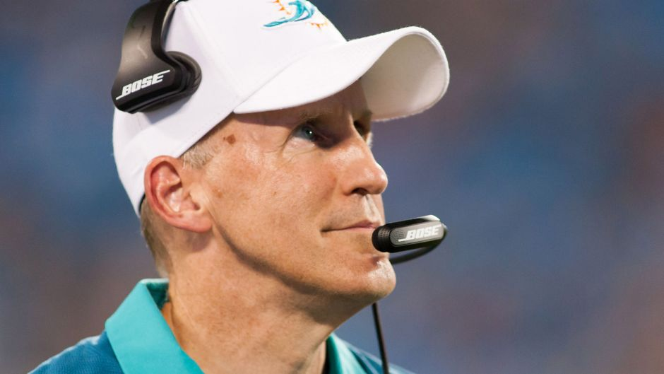 Dolphins coach losing his team; will he lose job next?