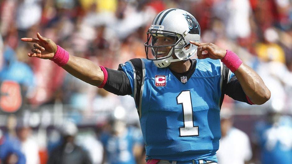 Chip Kelly praises 'complete quarterback' Cam Newton