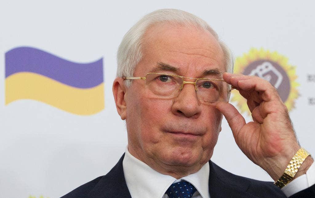 Der ehemalige Premierminister der Ukraine, sagt Land muss untersuchen, Hunter Biden