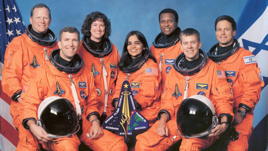 On anniversary of Columbia Shuttle disaster, astronaut laments the 'brave explorers' lost