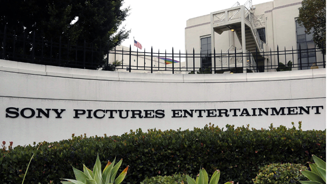 Hacked Sony reportedly shuts production