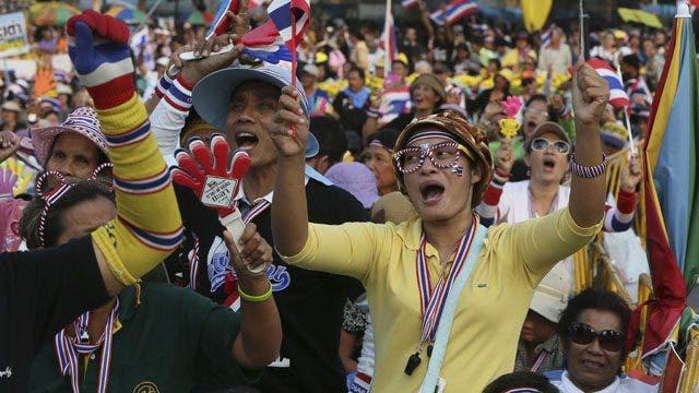 Thailand PM dissolves Parliament, calls elections