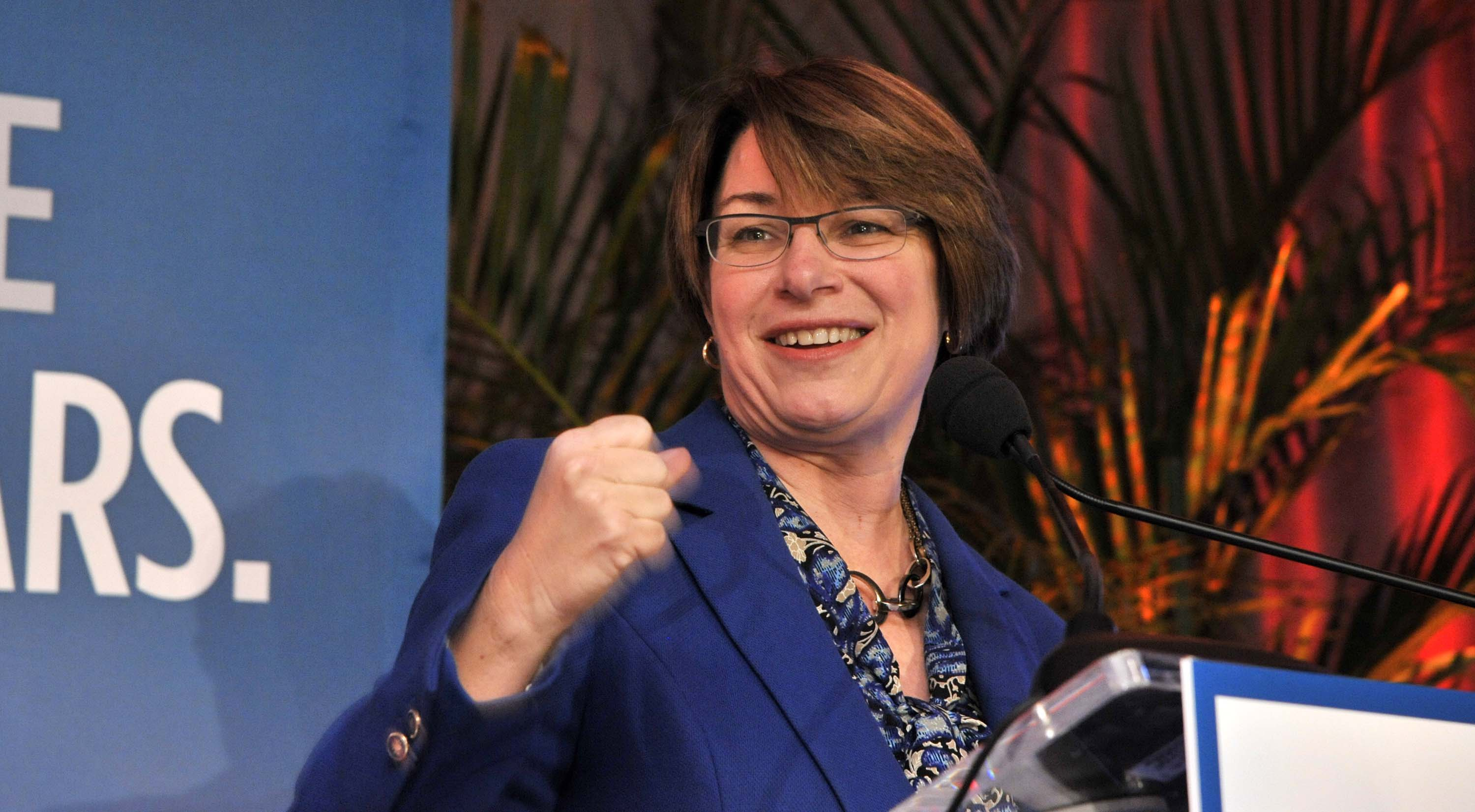 Westlake Legal Group Amy-Klobuchar-latino Fox News to host town hall with Sen. Amy Klobuchar fox-news/politics/elections/democrats fox-news/politics/elections fox-news/politics/2020-presidential-election fox-news/person/amy-klobuchar fox-news/entertainment/media fox-news/entertainment fox news fnc/entertainment fnc article 53ccb24b-7b05-57dc-8caa-fad9785205c1