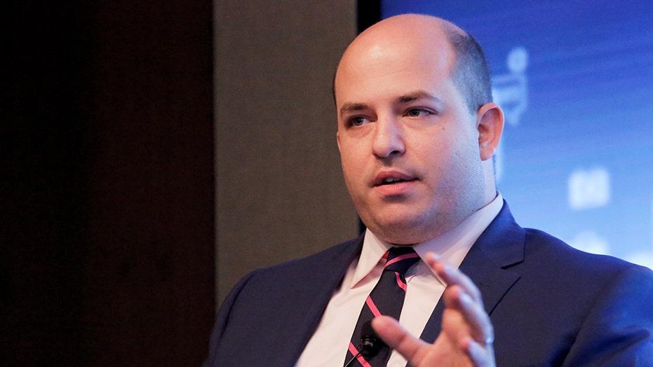 CNN's Brian Stelter defends Avenatti coverage, his past praise as a 2020 'contender'