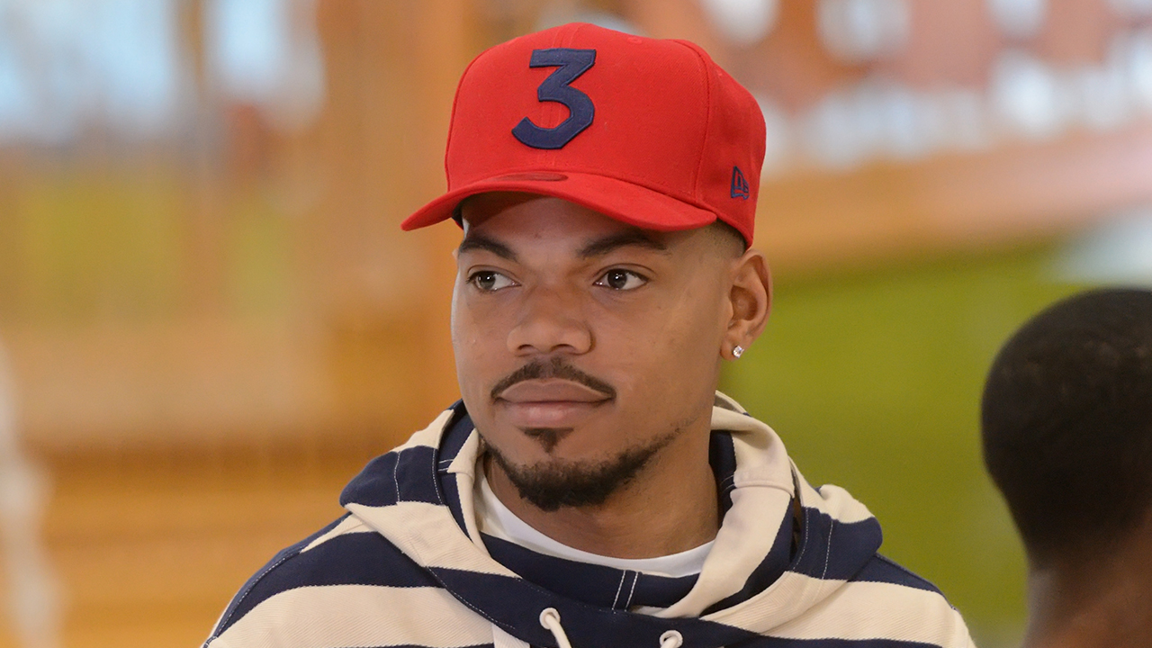 Chance The Rapper teases press conference about Chicago mayoral race after crypt...