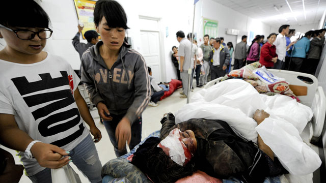 Death toll in China earthquake rises to 89