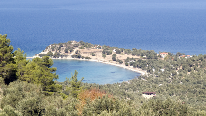 Lost island of Ancient Greece may have been found in the Aegean Sea