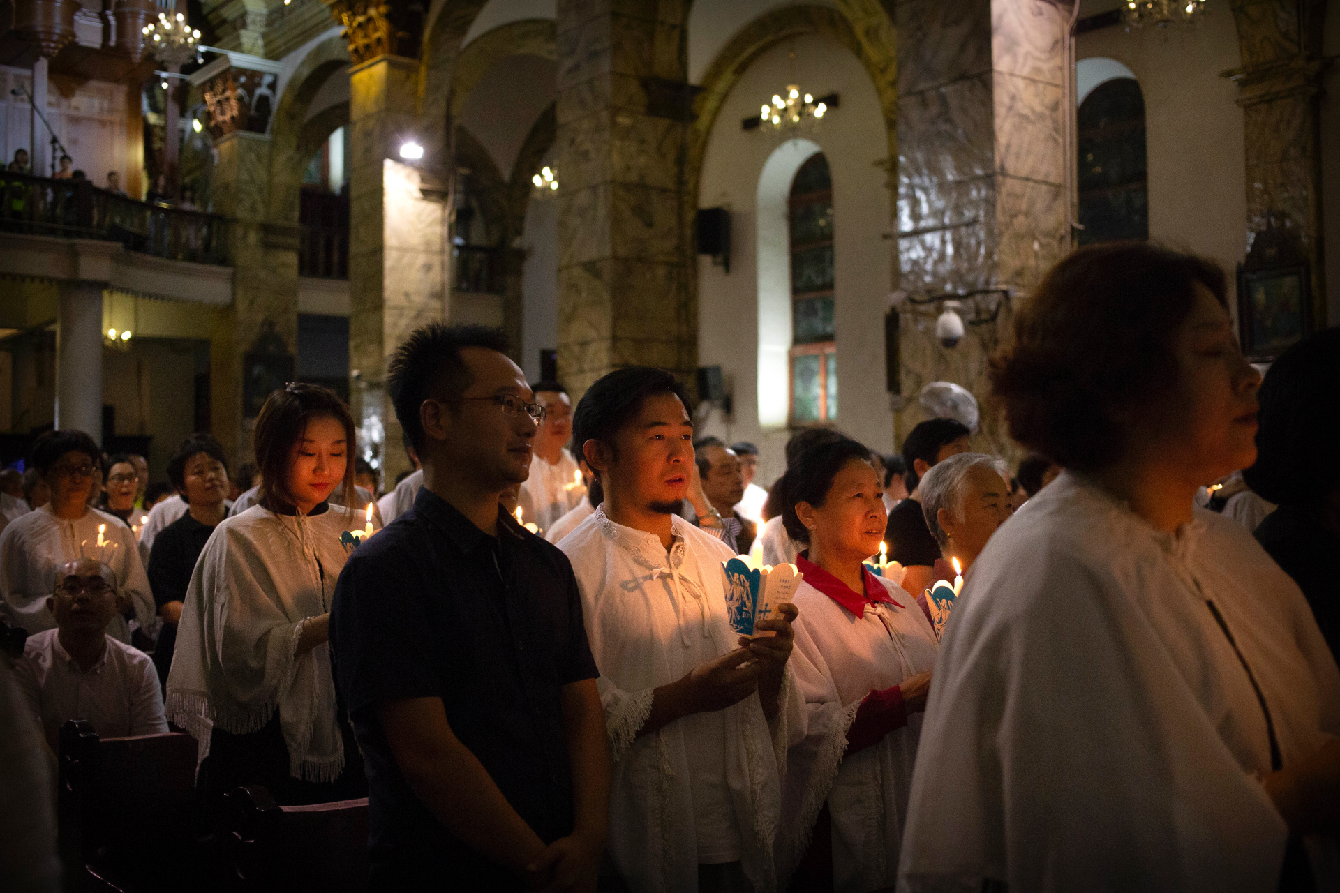 China cracks down on Christians -- a new era of religious persecution has arrived