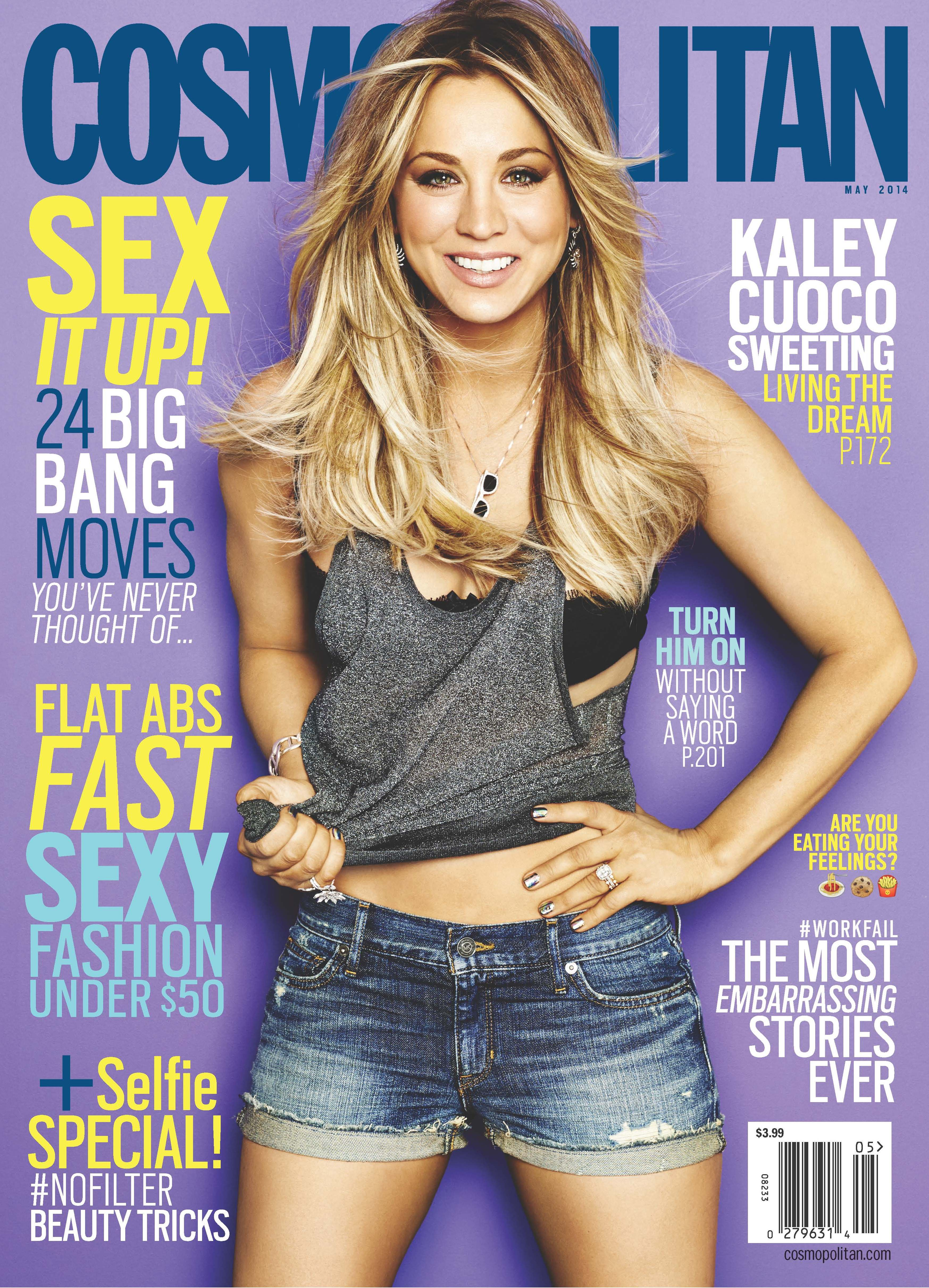 Kaley Cuoco-Sweeting admits she's 'insane' about social media comments, says breast implants were 'best decision' ever