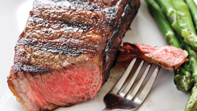 Why meat may not be so unhealthy after all