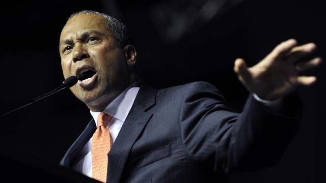 Deval Patrick considering entering 2020 Democratic presidential primary